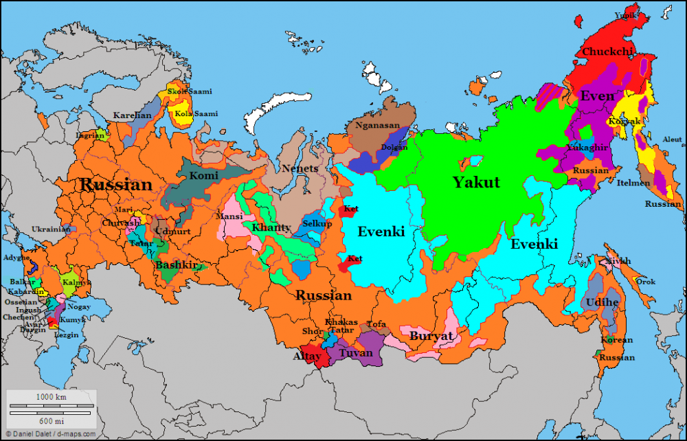 The History Of Russian Language 32