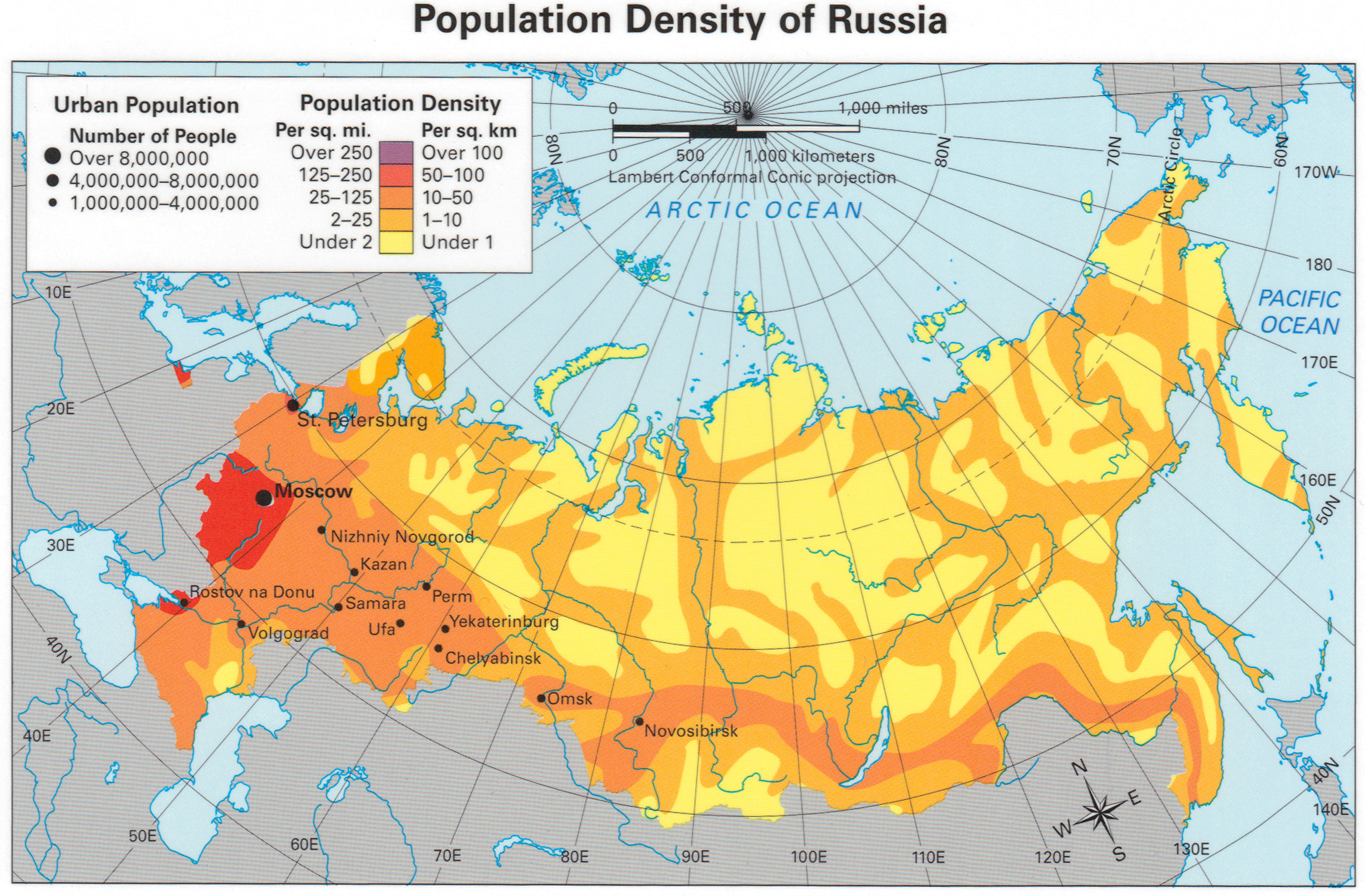 Russian, Soviet Forced Migrations, Deportations, and Ethnic