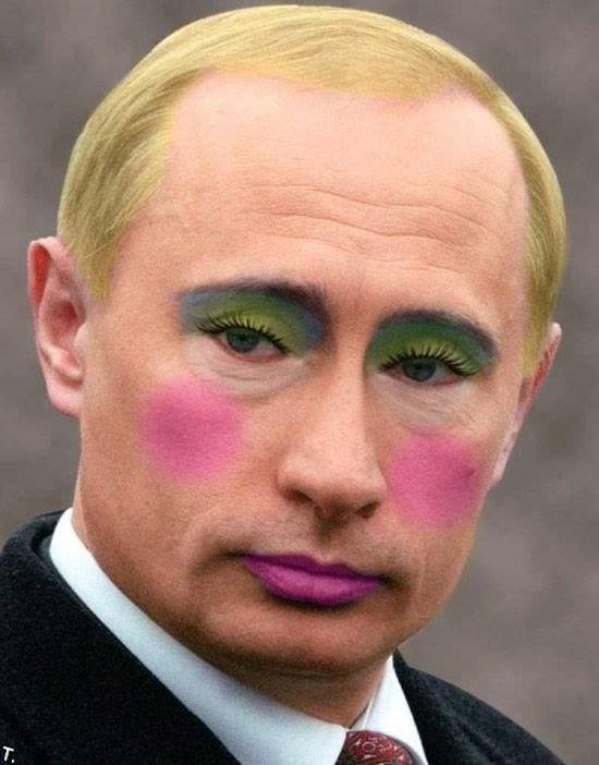 from Alfredo putin is gay